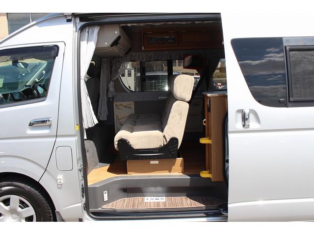4WD レクビィ トートバッグ 新品タイヤ 薄型ソーラーP(59枚目)