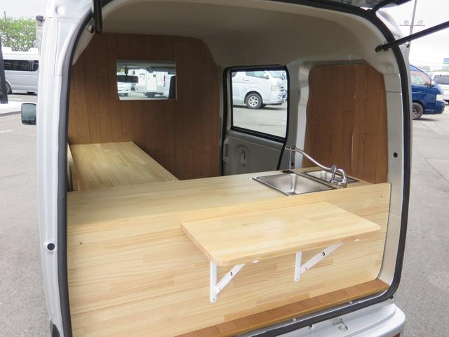 明るく柔らかなウッド調の室内! 新規架装車です〇