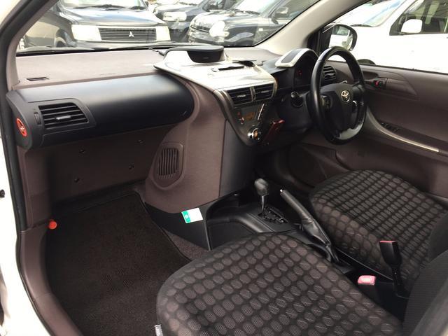 トヨタ iQ 100G 15インチアルミ スマートキー ETC CD