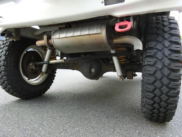 スズキ ジムニー XG タイヤ新品 社外足回り 2インチリフトアップ