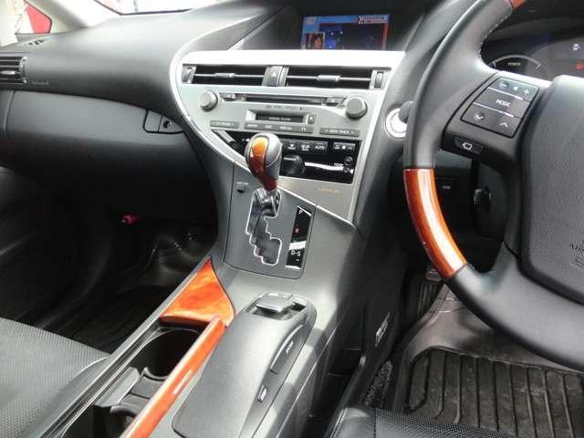 RX450hバージョンLハイブリッド 4WD エアサス(10枚目)