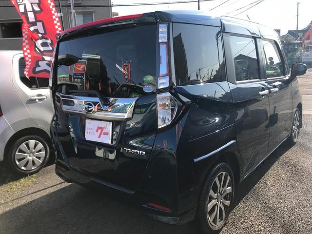 カスタムG SAII ターボ 両側電動ドア 衝突軽減ブレーキ(4枚目)