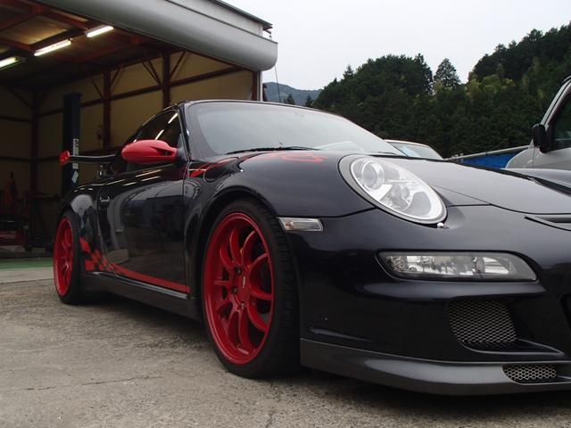 911カレラ GT3 RS 後期仕様 ローダウン サンルーフ(4枚目)