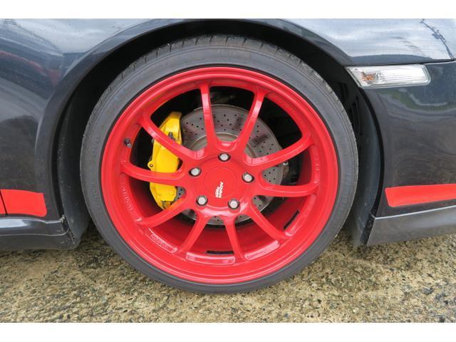 911カレラ GT3 RS 後期仕様 ローダウン サンルーフ(44枚目)