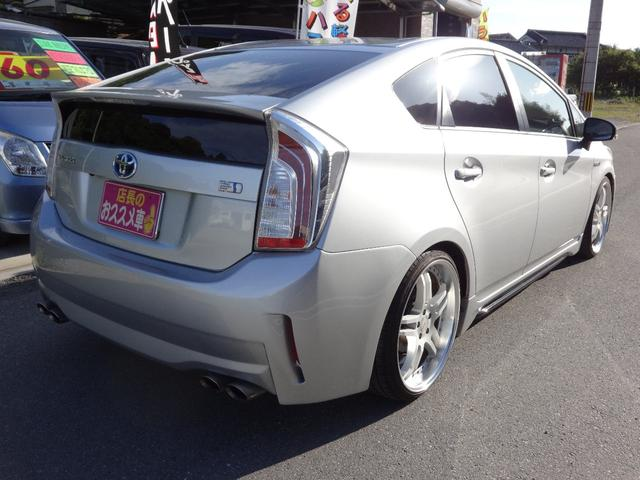 G モードパルファムエアロ イクリプス9インチナビ 車高調(6枚目)