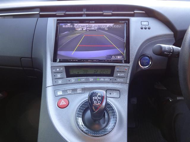 G モードパルファムエアロ イクリプス9インチナビ 車高調(17枚目)