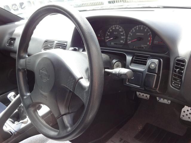 日産 180SX タイプS フルエアロウイング 車高調 2本出マフラー 動画付