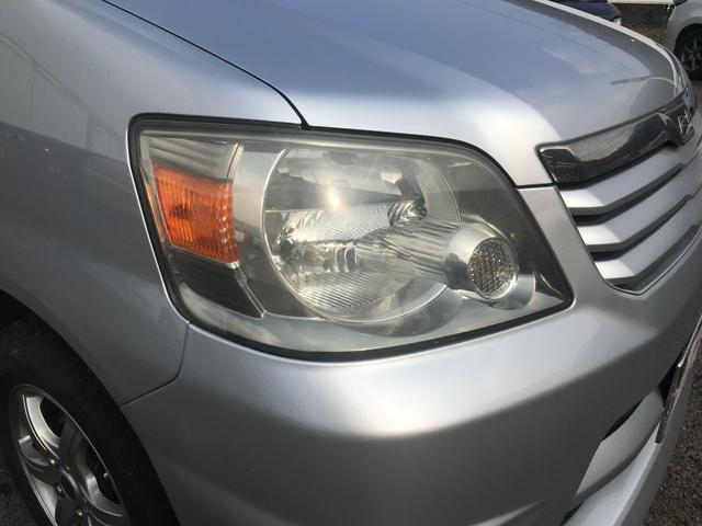 トヨタ ノア S 4WD メモリーナビ フルセグ Bカメラ 社外15AW