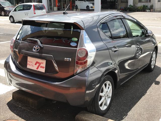 「トヨタ」「アクア」「コンパクトカー」「佐賀県」の中古車9