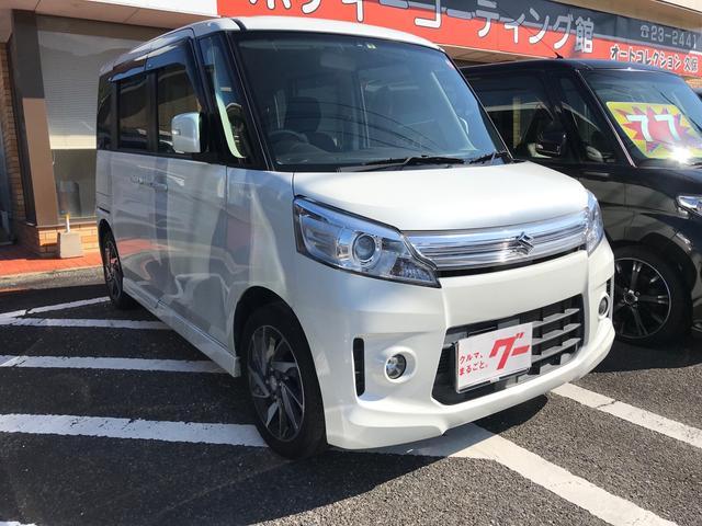 「スズキ」「スペーシアカスタム」「コンパクトカー」「佐賀県」の中古車27