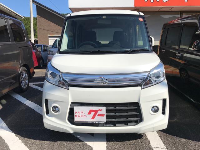 「スズキ」「スペーシアカスタム」「コンパクトカー」「佐賀県」の中古車28