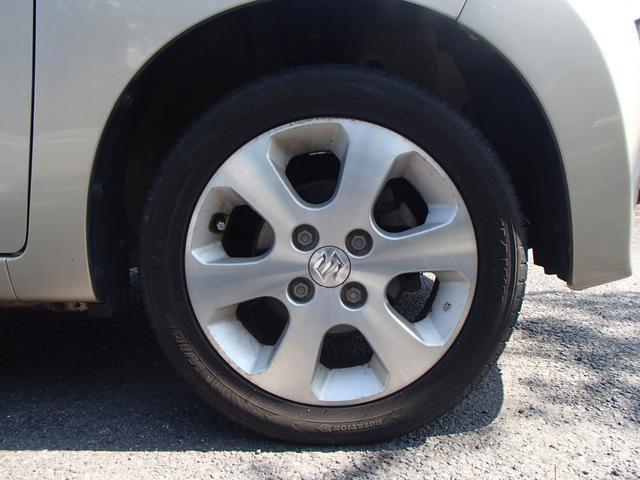 右フロントタイヤです。