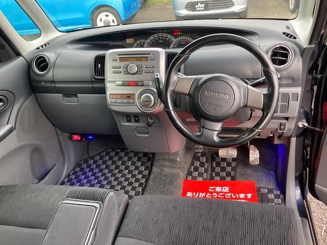 カスタムRS 電動スライドドア HID CD スマートキー 電動格納ミラー シートヒーター ベンチシート CVT ターボ アルミホイール(2枚目)
