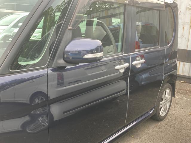 カスタムRS 電動スライドドア HID CD スマートキー 電動格納ミラー シートヒーター ベンチシート CVT ターボ アルミホイール(14枚目)