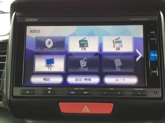 ホンダ N-BOXスラッシュ G・Aパッケージ 純正メモリーナビ リヤカメラ
