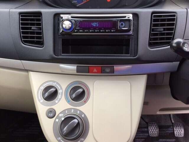 ダイハツ ムーヴ L 5速MT CDコンポ ETC