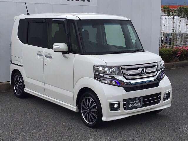 「ホンダ」「N-BOX」「コンパクトカー」「福岡県」の中古車5
