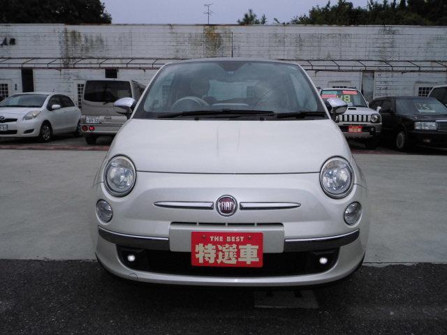 「フィアット」「フィアット 500」「コンパクトカー」「佐賀県」の中古車2