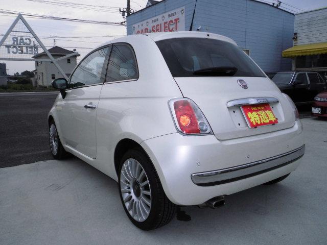 「フィアット」「フィアット 500」「コンパクトカー」「佐賀県」の中古車3
