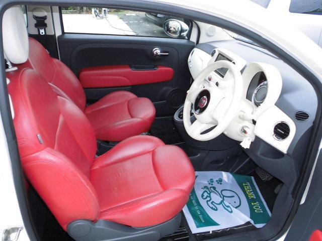 「フィアット」「フィアット 500」「コンパクトカー」「佐賀県」の中古車5