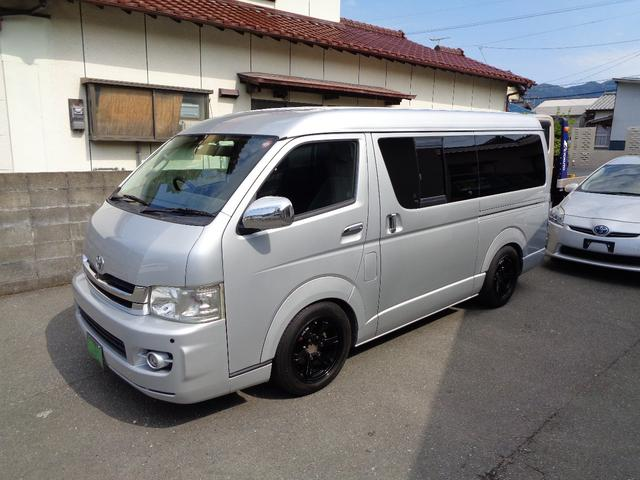 「トヨタ」「ハイエース」「その他」「福岡県」の中古車6