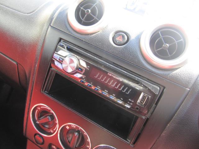 アクティブトップ 赤革シート キーレス CD ETC(3枚目)
