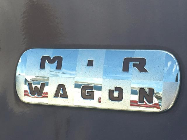 スズキ MRワゴン G キーレス 純正CDデッキ 盗難防止システム ベンチシート