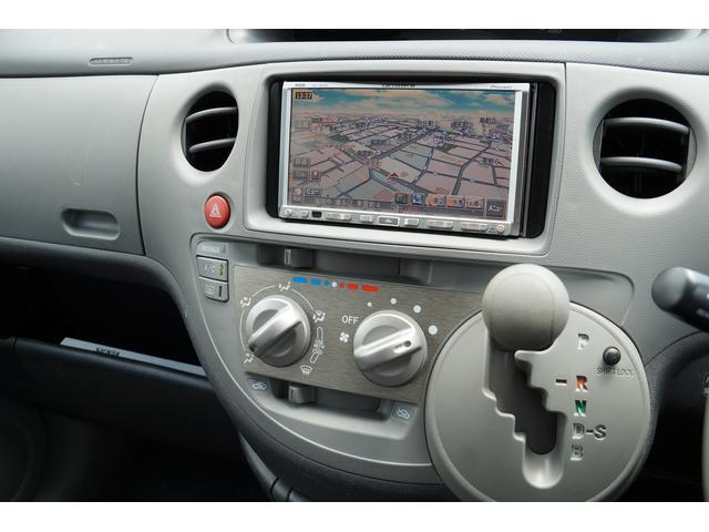 トヨタ シエンタ Xリミテッド 電動スライド HDDナビ バックカメラ