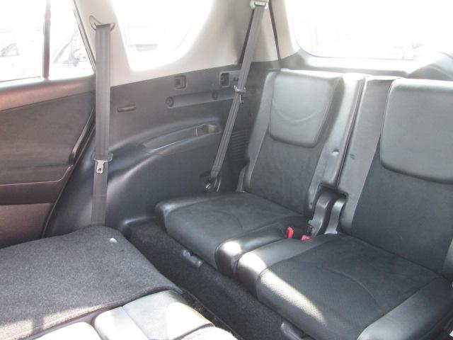 トヨタ ヴァンガード 240S Gパッケージ HDDナビフルセグ 7人乗 エアロ