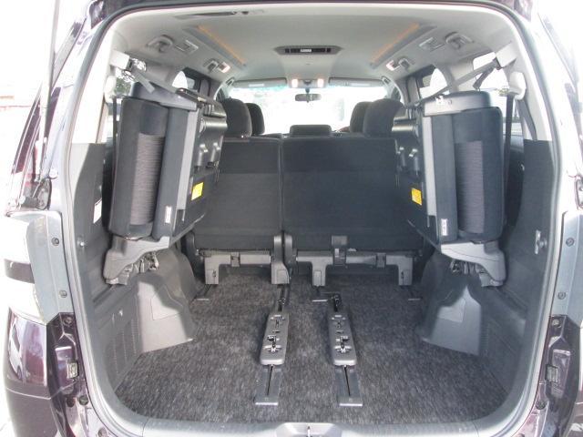 トヨタ ヴェルファイア 2.4Z SDナビフルセグ 両側電動ドア コンビハンドル