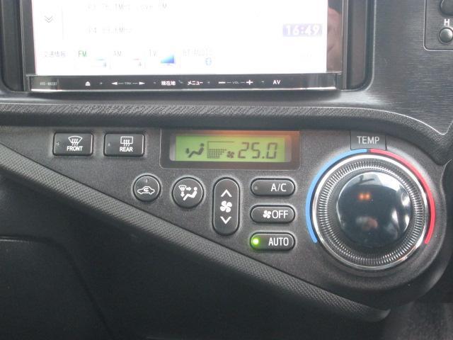 トヨタ アクア G SDナビ バックカメラ DVD ETC LEDライト