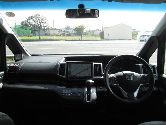 ホンダ ステップワゴンスパーダ Z クールスピリット 9インチナビ 両側電動ドア 後期モデル