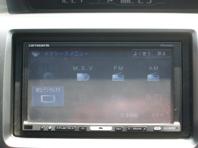 ホンダ ステップワゴンスパーダ Z HDDナビフルセグTV 両側電動ドア スマートキー