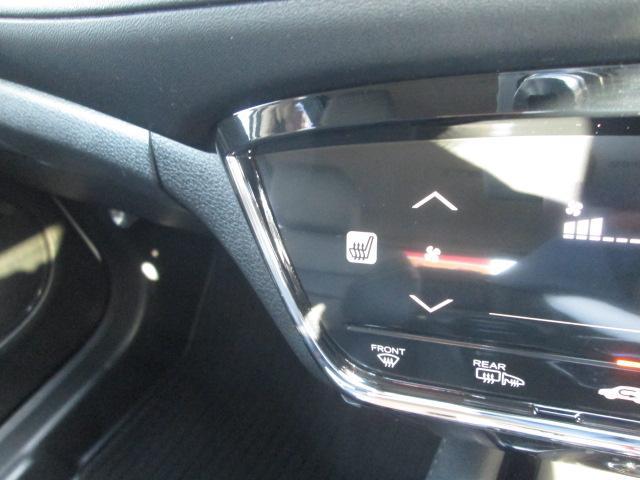 シートヒーターがついています。冬場は車内が乾燥しないので喜ばれる装備です♪