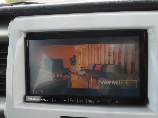 X デュアルカメラブレーキサポート SDナビフルセグTV DVD Bluetooth 前席左右シートヒーター HIDライト アルミ ドアミラーウインカー アイドリングストップ(10枚目)