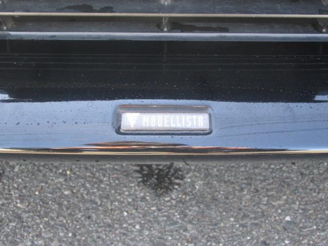 S モデリスタエアロ HDDナビフルセグTV Bluetooth CD録音 バックカメラ LEDライト スマートキー 2年保証(19枚目)