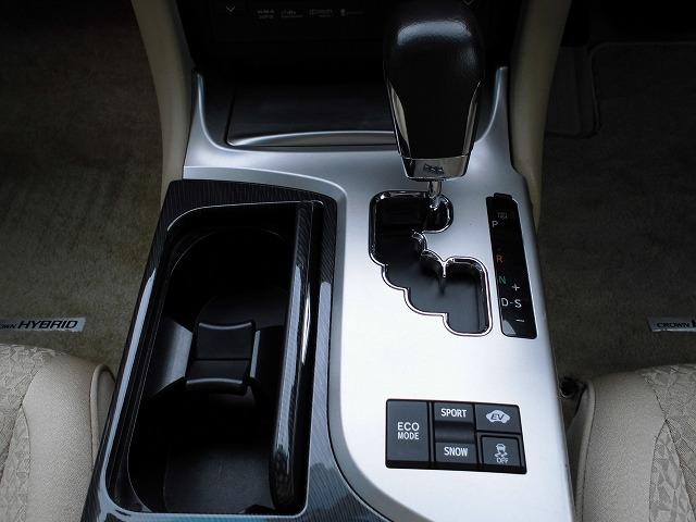 トヨタ クラウンハイブリッド ベースグレード 純正HDDナビフルセグTV ETC HID