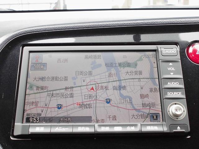 ホンダ インサイト G 純正HDDナビワンセグTV ETC HID バックカメラ