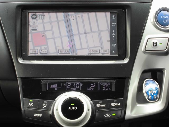 S フロントメッキパーツ ワンオーナー車 バックカメラ 純正SDナビ ビルトインETC DVDビデオ再生 フォグランプ プッシュスタート スマートキー スペアキー オートライト ステアリングスイッチ(6枚目)