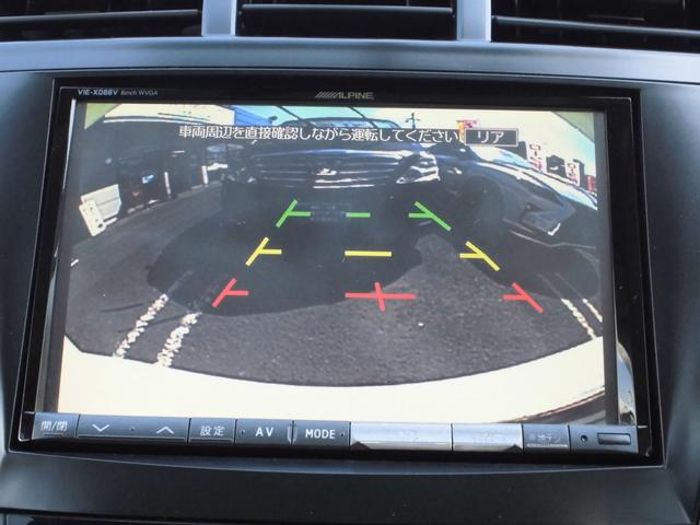 Sツーリングセレクション アルパイン8インチHDDナビ BIuetooth ハンズフリーマイク DVDビデオ再生 バックカメラ LEDヘッドライト フォグランプ 車輌接近通報装置 スマートキー プッシュエンジンスタート(7枚目)