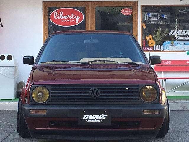 フォルクスワーゲン VW ゴルフ