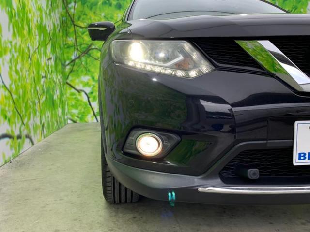 20Xエマブレパッケージ 純正 7インチ HDDナビ/車線逸脱防止支援システム/ヘッドランプ LED/ETC/EBD付ABS/横滑り防止装置/アイドリングストップ/TV/エアバッグ 運転席/エアバッグ 助手席 4WD 記録簿(17枚目)