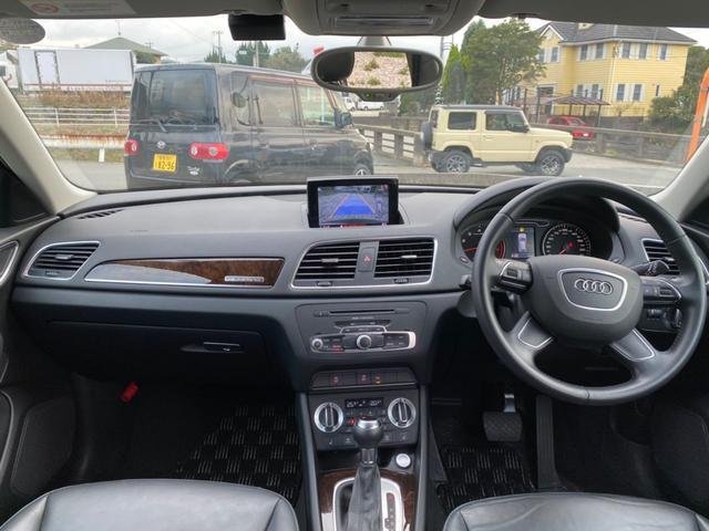 「アウディ」「アウディ Q3」「SUV・クロカン」「福岡県」の中古車2