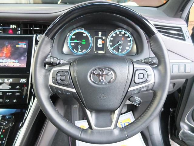 「トヨタ」「ハリアーハイブリッド」「SUV・クロカン」「福岡県」の中古車39