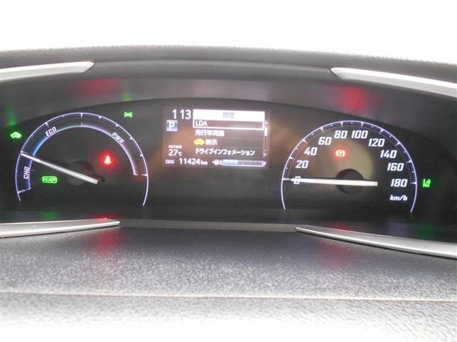 ハイブリッドG 衝突被害軽減システム ETC 両側電動スライド LEDヘッドランプ ウオークスルー 乗車定員6人 3列シート ワンオーナー 記録簿(5枚目)