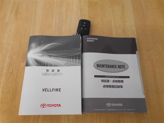 2.5Z フルセグ メモリーナビ DVD再生 バックカメラ ETC 両側電動スライド LEDヘッドランプ 乗車定員7人 3列シート 記録簿(19枚目)