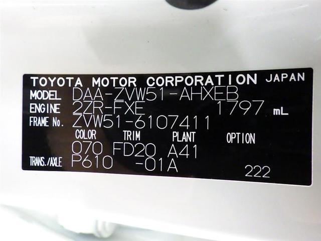 S メモリーナビ DVD再生 バックカメラ 衝突被害軽減システム ETC ドラレコ LEDヘッドランプ 記録簿(20枚目)