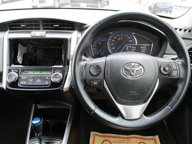 トヨタ カローラフィールダー ハイブリッドG HIDライト キーレス