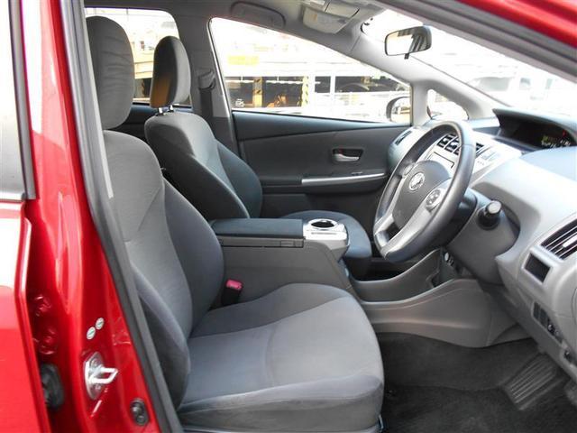 トヨタ プリウスアルファ S 5人乗り フルセグメモリーナビ ETC バックモニター
