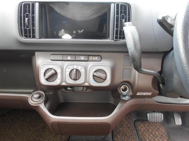 トヨタ パッソ X スマートキー ベンチシート